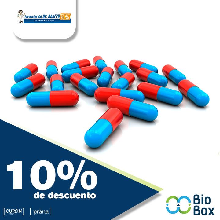 Farmacias Dr. Ahorro 10% de descuento